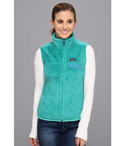 Patagonia(パタゴニア) レディース・トップス 一枚はほしい!Patagonia Re-Tool Vest Turquoise サイズXS