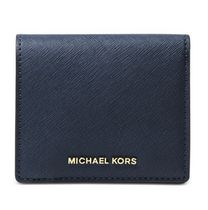Sale!【Michael Kors】Carryall小銭入れ付二つ折り財布(Admiral)