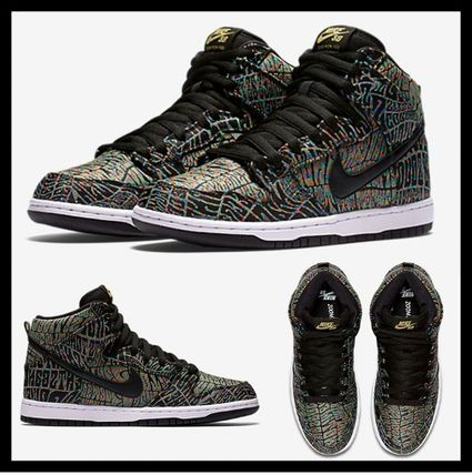 on sale 8b83d 0c411 Nike スニーカー NIKE SB DUNK HIGH PREMIUM  TRIPPER  ナイキ ダンク ...