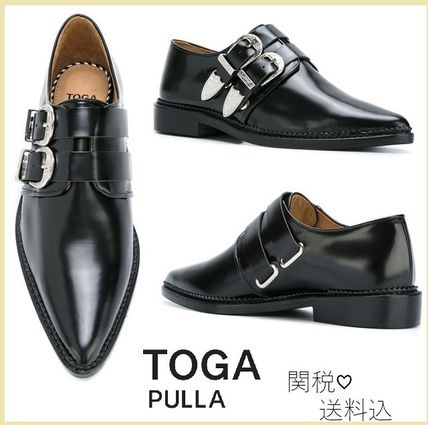 TOGA BUCKLED OXFORDS