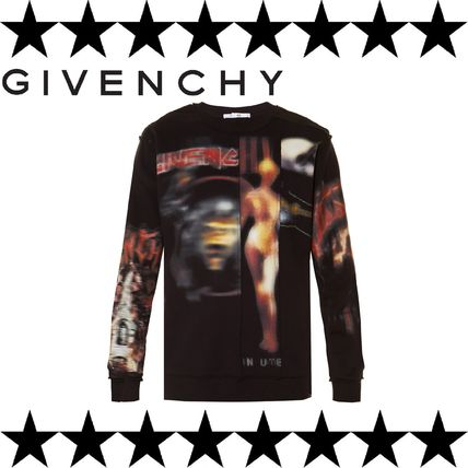GIVENCHY(ジバンシィ) Heavy metal sweatshirt トレーナー 黒
