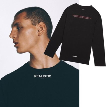 AW16Music STEREO REALISRIC L/STee M〜XL
