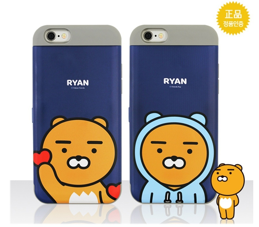 KAKAO FRIENDS ★PHONE Character CASE 人気 ★iphone6s/6s+
