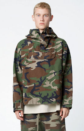 FOG - Fear Of God Camouflage Anorak[即発][送料無料]