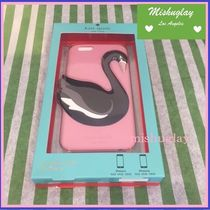 【kate spade】9月発表★3D swan iphone 6 case★シリコン
