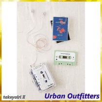 Urban Outfitters(アーバンアウトフィッターズ) AV機器(オーディオ・映像) 国内発送☆Urban Outfitters☆クリアカセットプレイヤー