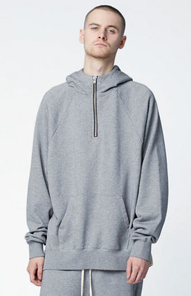 FOG - Fear Of God Half Zip Pullover Hoodie[即発][送料無料]