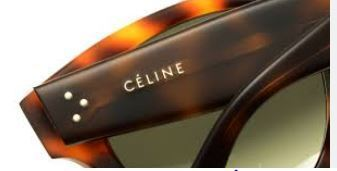 残りわずか!【CELINE】 Thin Pretty CL41061 Havana 送税込