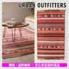 New☆Urban Outfitters☆ウール 織物 ラグ 152.0cm×213.0cm