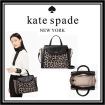 ★Kate Spade★COBBLE HILL HAIRCALF ADRIEN ハンドバッグ★