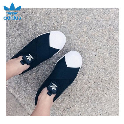【数量限定★ADIDAS Originals】Superstar slip on S81337