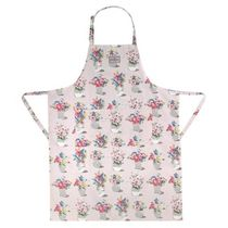☆Cath Kidston☆APRON ADJUSTABLE FLOWER POTS BLUSH PINK☆