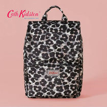 ☆Cath Kidston☆SMART BACKPACK LEOPARD FLOWER GREY☆