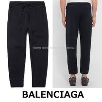 ▽国内発送・関税込▽BALENCIAGA▽Slim-Fit Jersey Sweatpants