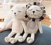 【国内発送】PotteryBarn☆The Emily & Meritt Cat & Lion Plush