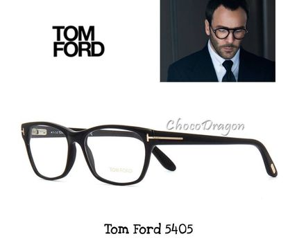 Tom Ford eyewear 5405 black now is chance only