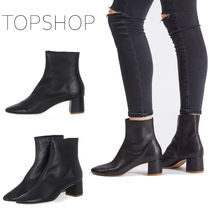 ◇◆TOPSHOP◆◇MERCURY Soft Toe Ankle Boots