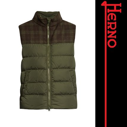 HERNO (ヘルノ) Polar Tech quilted down gilet vest ベスト