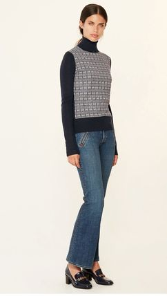 Tory Burch SABINO TURTLENECK