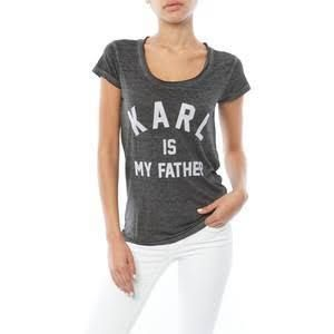 ELEVEN PARIS Tシャツ・カットソー 即発☆ ELEVEN PARIS カイリー愛用 Tシャツ Karl is My Father(2)