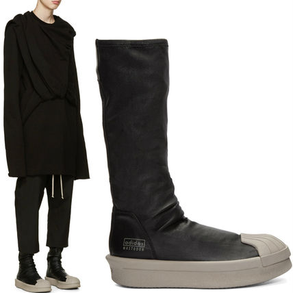 16-17 AW RO 111 ADIDAS STRETCH BOOTS MID HIGH