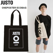 ☆JUSTO(ジュスト) /ONEPOSTER ECOBAG