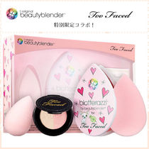 Beauty Blender(ビューティーブレンダー) メイク小物 ホリデー限定☆beautyblender x Too Faced☆コラボ3点セット!