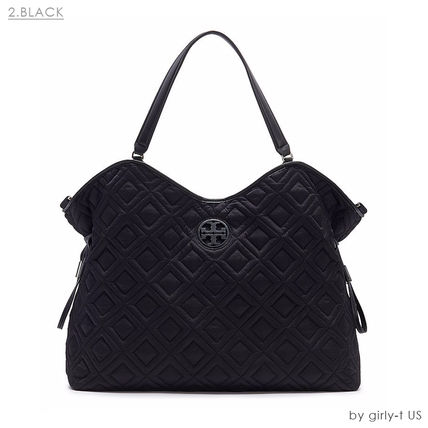 Tory Burch マザーズバッグ ☆Tory Burch☆ MARION QUILTED SLOUCHY マザーズバック(6)