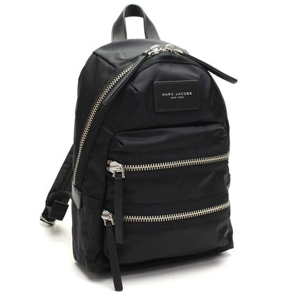 MARC JACOBS ナイロン バイカー ミニ バックパック 【即発】