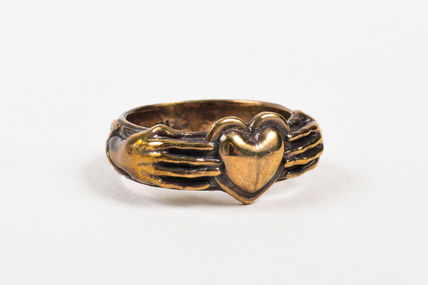 SALE Pamela Love AeternumRing heart ring