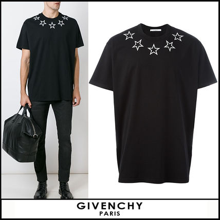 """16-17AW 新作 """"GIVENCHY"""" スタープリント Tシャツ"""
