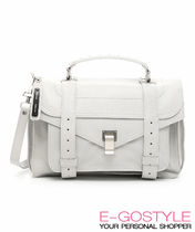 LUX LEATHER MEDIUM PS1 BAG H00002 L001E 1994