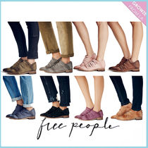 【Free People】レザーシューズ Lost Valley Ankle Boot 8色