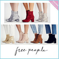 【Free People】アンクルブーツ  Cecile Ankle Boot 8色