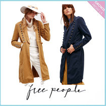 【Free People】ジャケットWashed And Rugged Military Jacket