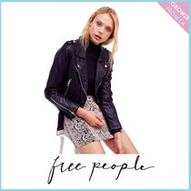 【Free People】ジャケット★ Squad Goals Vegan Leather Jacket