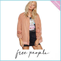 【Free People】もこもこブルゾン★ Downtown Jacket