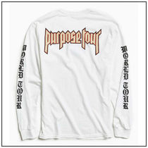 Justin Bieber★Urban Outfitters★Purpose Tour 長袖 Tシャツ