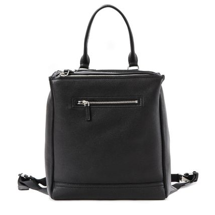 GIVENCHY/正規品/送料込み/16ss PANDORA LEATHER BACKPACK Nero