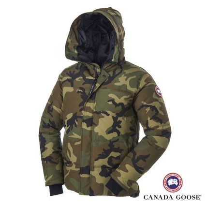 CANADA GOOSE 2016AW マクラミンパーカー