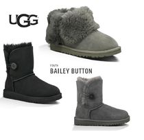 Sale!! 完売直前UGG Australia☆Youth Bailey Button
