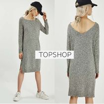 【TOP SHOP】'90s Slouchyワンピース