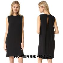 国内発送★Vince☆Sleeveless Shift Dress★関税込