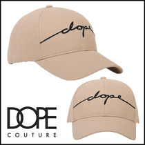 """16-17AW 新作 """"DOPE couture"""" Cosign スナップバックキャップ"""