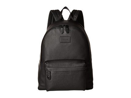 ★Coach★Campus Backpack バックパック黒関税込★
