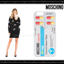 【送・関税込】Moschino★17SS★Capsule iPhone6 Plusケース