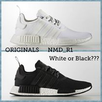 完売続出★Adidas★×★Originals★NMD RUNNER 白or 黒?追跡付