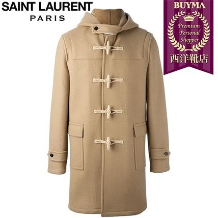 16/17秋冬入荷!┃SAINT LAURENT┃CLASSIC DUFFLE COAT ┃116384