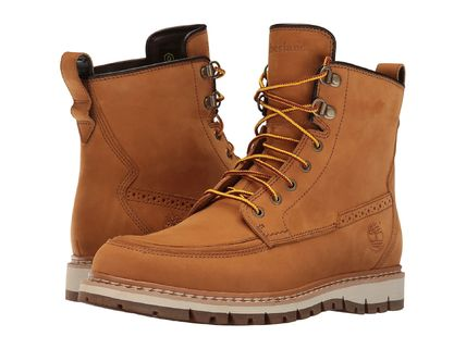 ティンバーランド Britton Hill Waterproof Moc Toe Boot ブーツ