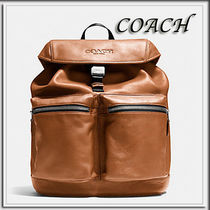 Coach(コーチ) バックパック・リュック Coach★SMOOTH LEATHER リュックサック SADDLE F71728